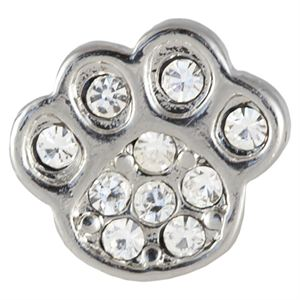 Picture of Crystal Paw Charm